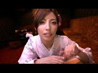 【横山美雪】ハマリ役!おいらん温泉若女将【HardSexTube】