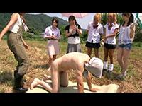 【企画】搾りたての精液が飲めるザーメン牧場!【CLOUDMOVIE】
