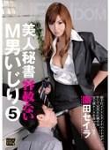 美人秘書 容赦ないM男いじり 5 園田セイラ