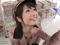 【手コキフェラ】 変態でかちんオナニストを逮捕!