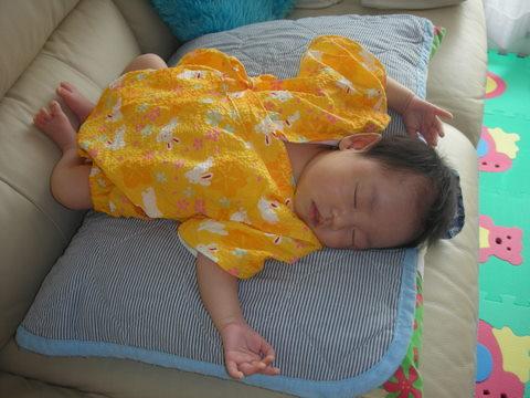 2012年7月14日赤ちゃん0030