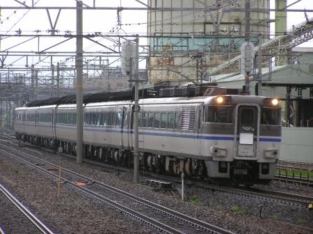 鉄道旅行2010年6月29日 京橋~岸辺~向日町~京都~山科~京橋 045