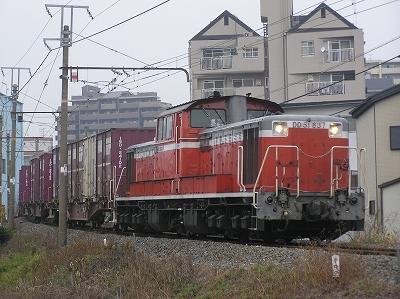 城東貨物線11 003