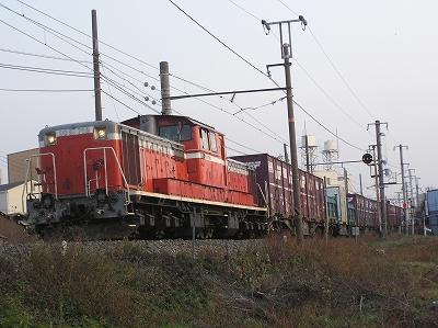 城東貨物線11 035