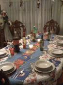 X'mas dinner
