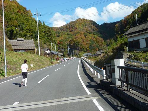 12-1金砂郷登山マラソン