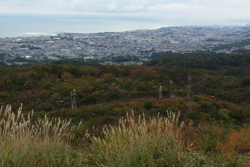 助川山からの展望