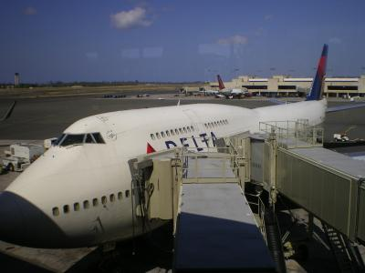 ハワイ2012.7ホノルル到着