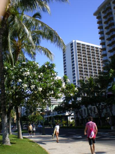 ハワイ2012.7マリオット外観