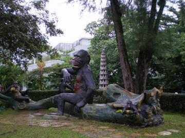 ハウパーヴィラ大サル