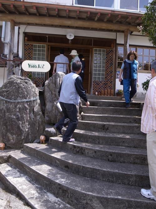 民陶祭入り口
