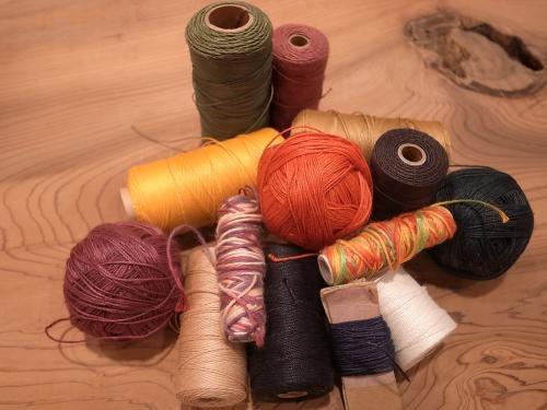 麻糸サンプル