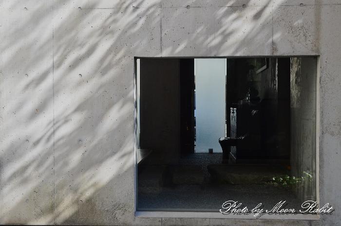 今治市 打放しコンクリートの家 2011年10月26日