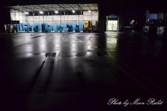 西条市 ときめき水都市の夜景 愛媛県西条市神拝甲487-4