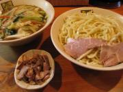 111101濃菜つけ麺