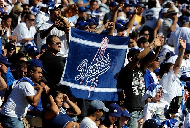 Dodgers fan 2014