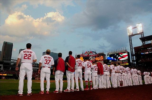 Cardinals 2014年9月ラストスパート