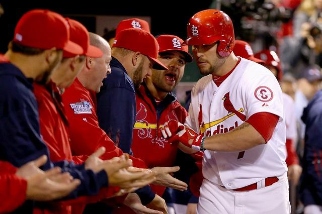 Cardinals 2014年9月ラストスパート2