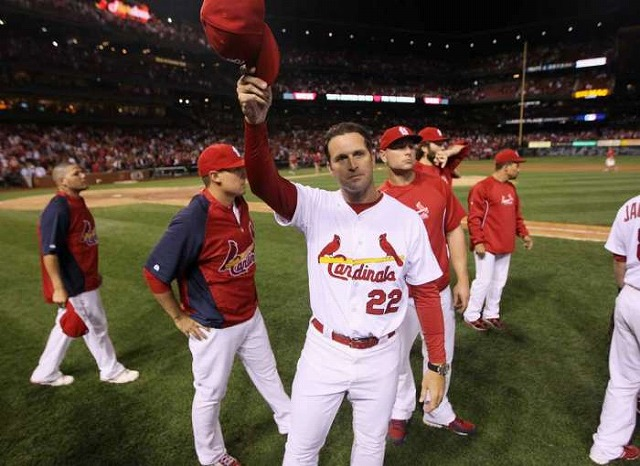 Mike Matheny 2014年9月