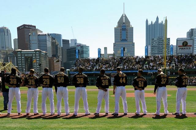 Pittsburgh Pirates 2014年プレーオフ進出