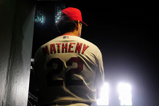 2014年NLCS Matheny 敗退