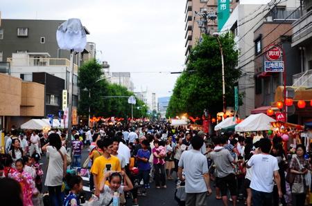ほおずき祭り2