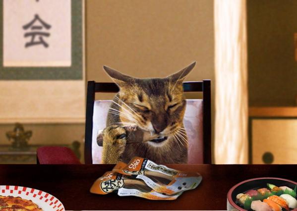 宴席ガオさん