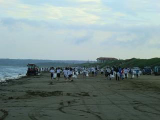 千里浜20110710-5