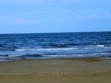 千里浜20110710-7