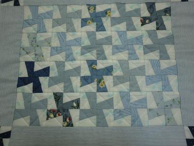 風車のパターンキルティング3-20110809