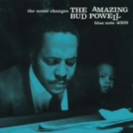 the scene changes BUD POWELL