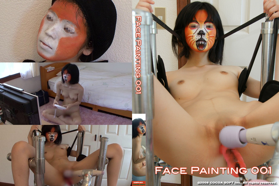 Face Painting 001