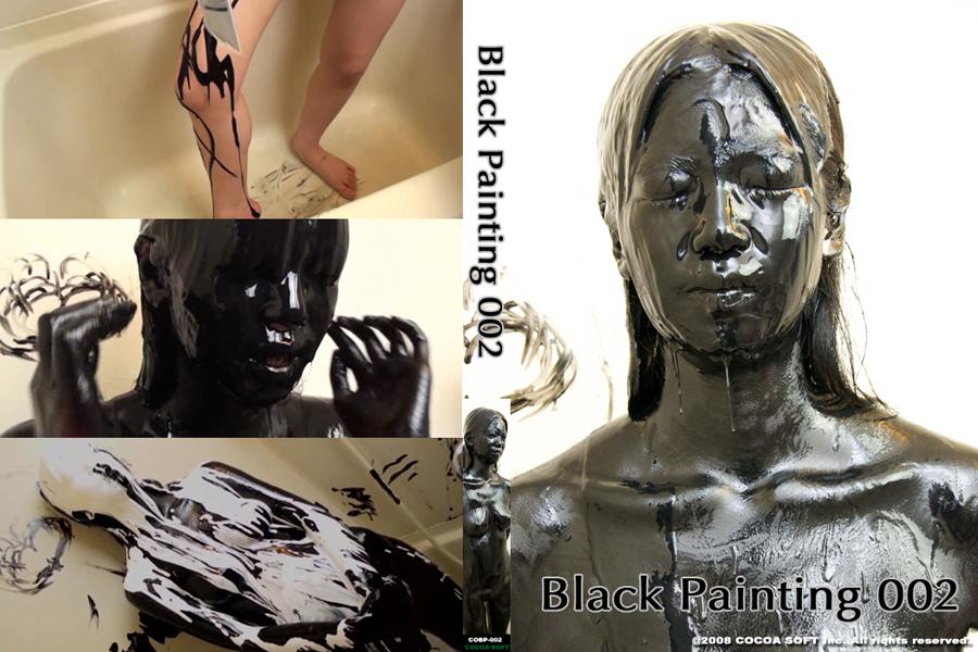 Black Painting002