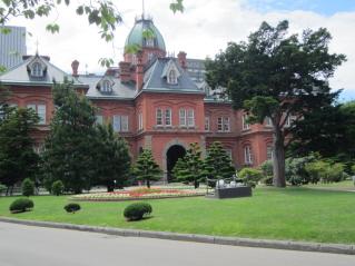 赤れんが旧北海道庁舎