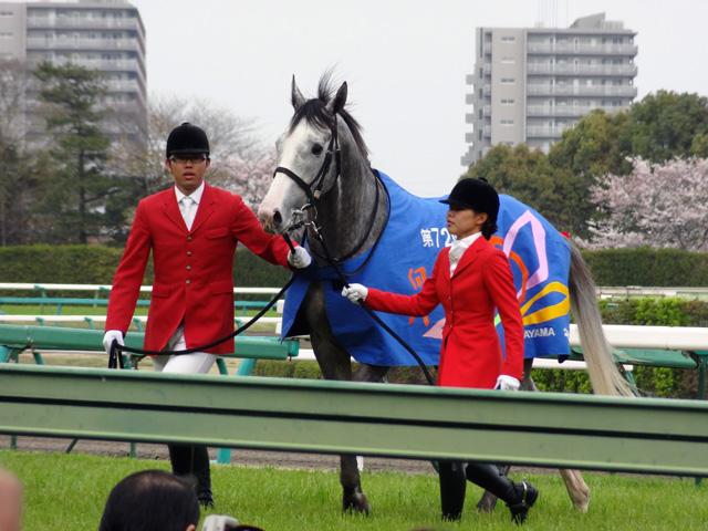 第72回 皐月賞07