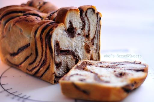 チョコクリームシートパン