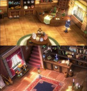 雑貨屋魔法道具屋