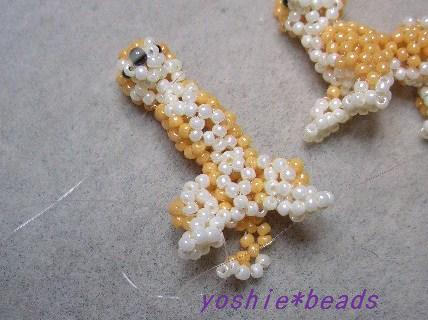 柴犬(ねころびポーズ)試作