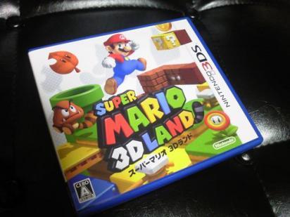 SUPER MARIO 3DLAND