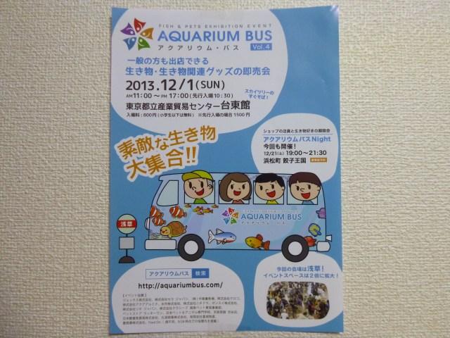 アクアリウム・バス