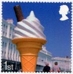 イギリス・ソフトクリーム