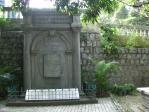 ジョージ・チネリーの墓