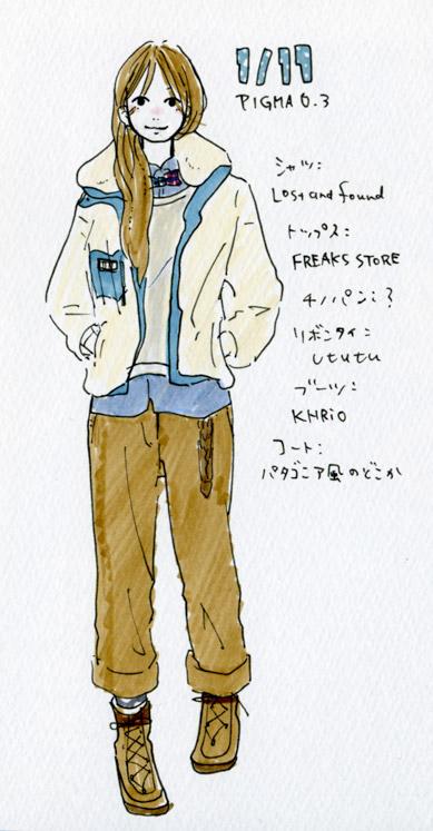 洋服日記110111