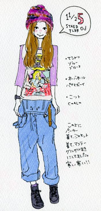 洋服日記101125