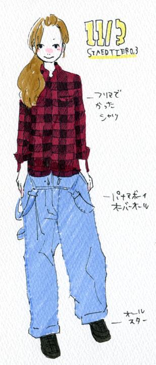 洋服日記101103