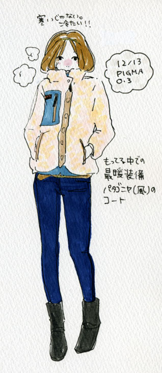 洋服日記101213
