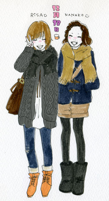 洋服日記101218
