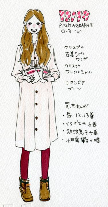 洋服日記101219