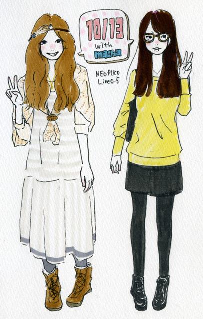 洋服日記101013