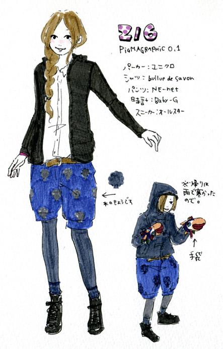洋服日記110206